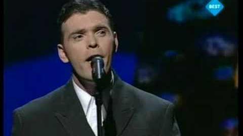 Eurovision 1995 - Eddie Friel - Dreamin'