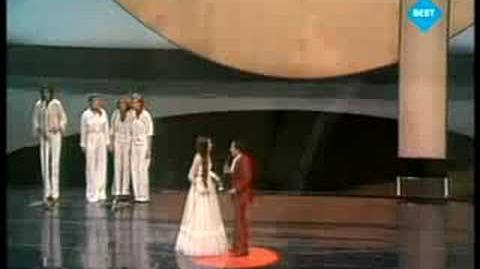 Eurovision 1976 - Al Bano & Romina Power - We'll live it all again