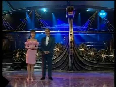 Hosts and stage