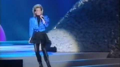 Eurovision 1987 Norway - Kate - Mitt liv