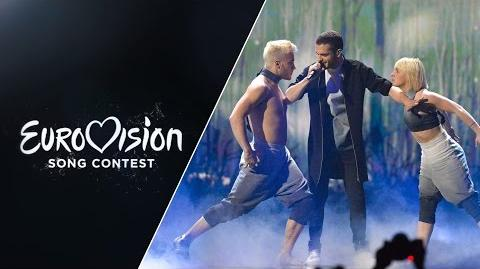 Elnur Huseynov - Hour Of The Wolf (Azerbaijan) - LIVE at Eurovision 2015 Semi-Final 2