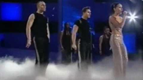 Eurovision 2000 Russia - Alsou - Solo