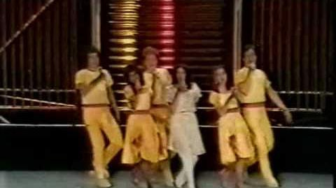 Eurovision 1983 Israel - Ofra Haza - Hi