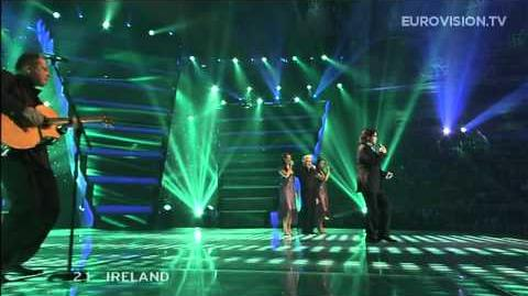 Brian Kennedy - Every Song Is A Cry For Love (Ireland) 2006 Final