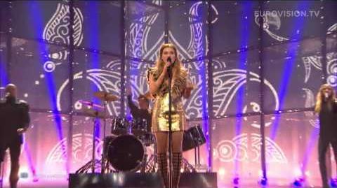 Molly - Children of the Universe (United Kingdom) 2014 LIVE Eurovision Grand Final