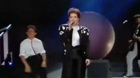 Eurovision 1987 Cyprus - Alexia - Aspro mavro