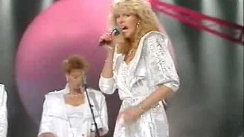 Eurovision 1987 Netherlands - Marcha - Rechtop in de wind