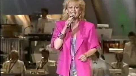 Eurovision 1985 Sweden - Kikki Danielsson - Bra vibrationer