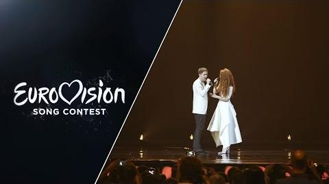 Mørland & Debrah Scarlett - A Monster Like Me (Norway) - LIVE at Eurovision 2015 Grand Final