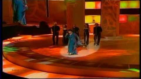 Eurovision 2000 07 Malta *Claudette Pace* *Desire* 16 9 HQ