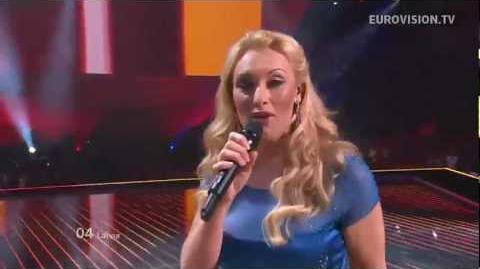 Anmary - Beautiful Song - Live - 2012 Eurovision Song Contest Semi Final 1