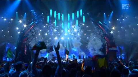 Eurovision Song Contest 2013 Semifinal 1 (Swedish commentary)