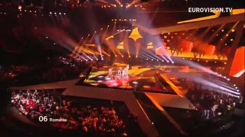 Mandinga - Zaleilah - Live - 2012 Eurovision Song Contest Semi Final 1
