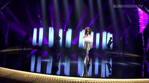 Natália Kelly - Shine (Austria) - LIVE - 2013 Semi-Final (1)