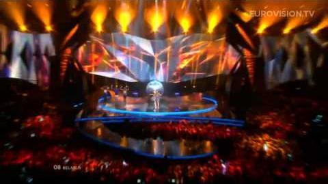 Alyona Lanskaya - Solayoh (Belarus) - LIVE - 2013 Grand Final