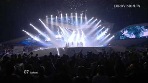 Greta Salóme & Jónsi - Never Forget - Live - Grand Final - 2012 Eurovision Song Contest