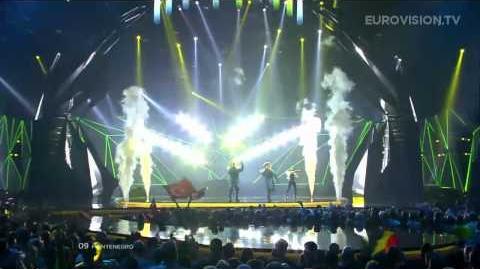 Who See - Igranka (Montenegro) - LIVE - 2013 Semi-Final (1)-0