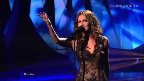 Despina Olympiou - An Me Thimasai (Cyprus) - LIVE - 2013 Semi-Final (1)