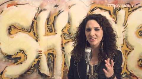 Natália Kelly - Shine (Austria) 2013 Eurovision Song Contest