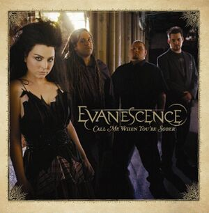 Evanescence - Call Me When Your Sober