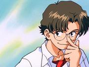 Kensuke in opening