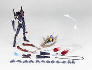 Evangelion Unit 03 Revoltech (Rebuild) Merchandise