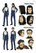 3.0 Aoba and Hyuga