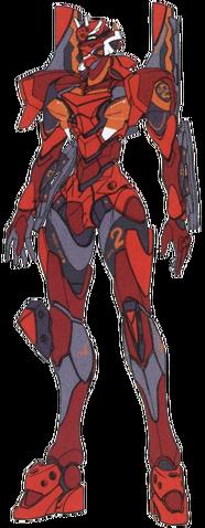 Fichier:Evangelion Unit-02 Type II.png