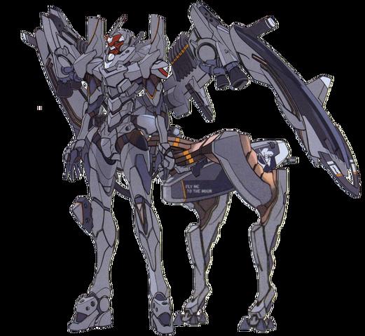Fichier:Evangelion Unit-02 Type II Allegorica.png