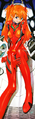 Asuka in Eva-02 Entry Plug (Artwork by Yoshiyuki Sadamoto).png