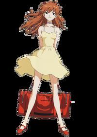 Asuka Langley Soryu