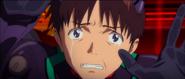 Shinji crying (Rebuild 3.0)