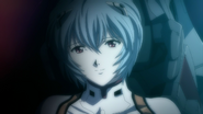 Rei smile (Rebuild)