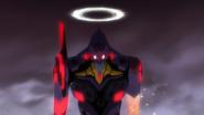 Evangelion Unit 01 (Rebuild) Halo