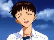 Shinji thank you (NGE)