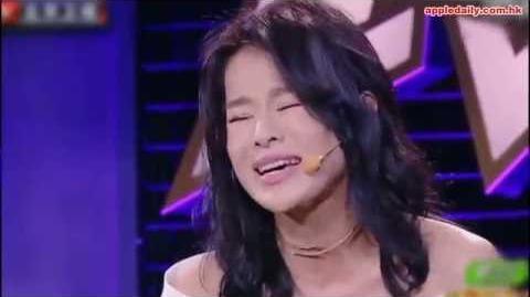 胡杏兒挑戰《愛如潮水》 唱唔晒成首歌