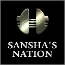Sanshas nation logo