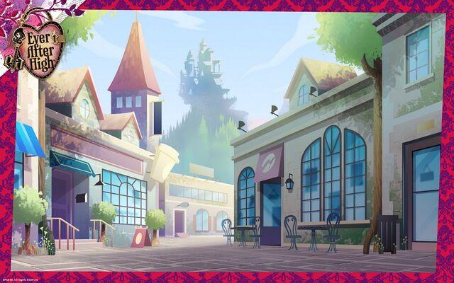 File:Wallpaper - Village of Book End.jpg