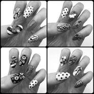 Facebook - Spring Fairest nails