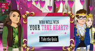Facebook - Who will win your true heart