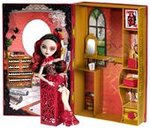 Doll stockphotography - Spring Unsprung Book II