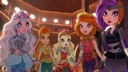 Dragon Games - shocked girls