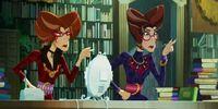 Evil step-librarians