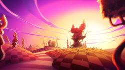 Way Too Wonderland - Card Castle