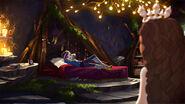 Moonlight Mystery - Ramona's side of room