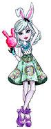 Profile art - Carnival Date Bunny