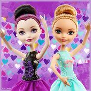 Facebook - Ballet Raven and Ashlynn
