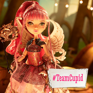 Facebook - team Cupid