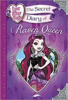 Book Cover - Ravens Diary