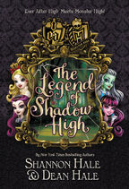 Book Cover - The Legend of Shadow High